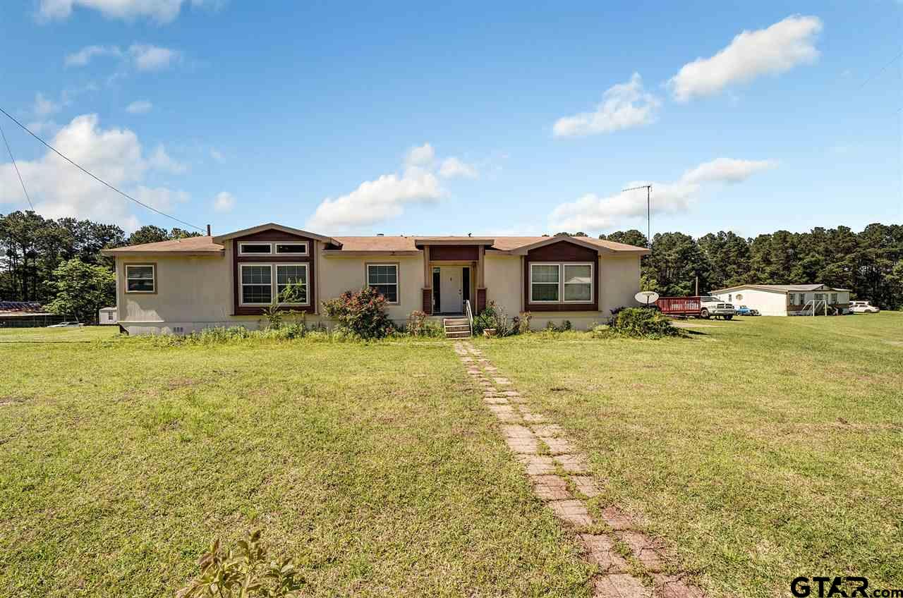 Home for Rent • 10 +/- acres in Winona • Easy access to Interstate 20 and Hwy 271 • Gated Entrance  Triple wide 4 Bedroom 2 1/2 Bath 2007, Length 68, Width 40 Model Karsten