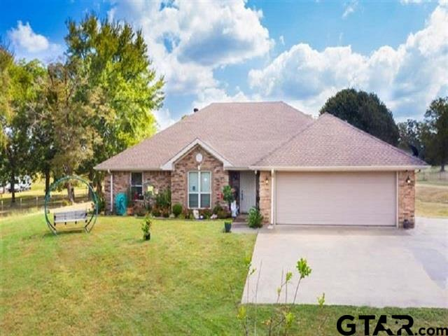 NICE 3 BEDROOM 2 BATH HOME IN GILMER ISD! THIS BEAUTIFUL HOME IS JUST MILES FROM GILMER AND MINUTES FROM THE GOLF COURSE.  IT OFFERS 2 ACRES TO SPREAD OUT AND ENJOY COUNTRY LIVING AND NICE UPDATES THROUGHOUT THE HOUSE.  WITH AN OFFICE AND AN OPEN FLOOR PLAN, THIS HOME IS A MUST SEE!